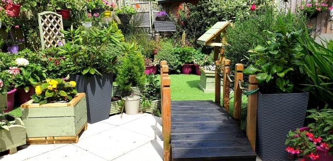 Best Eco Friendly Garden (1st Mrs George P Dock) 1 - Copy